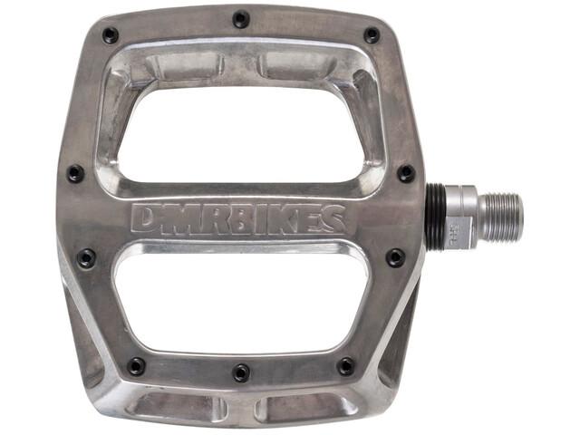 DMR V12 Pedal Svart/sølv